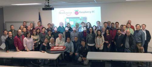 تیم طراحی منبع تغذیه جدید برای رزبری پای مدل بی پلاس