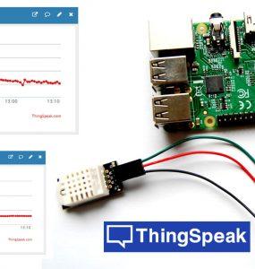 پروژه IoT با رزبری پای