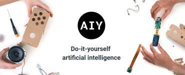 پروژه AIY گوگل