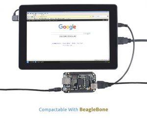 قابلیت انطباق RasPad با BeagleBone Black