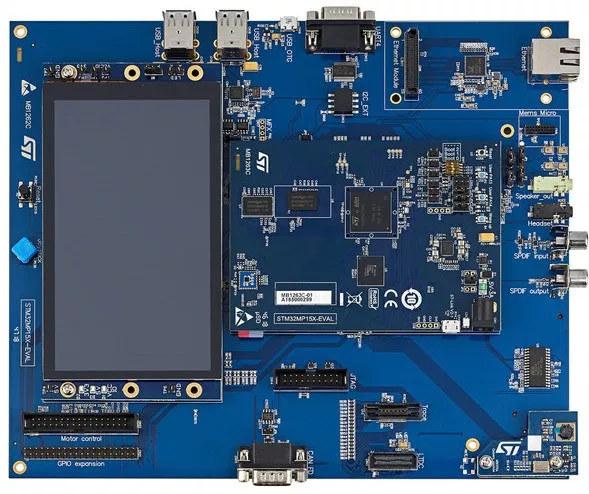 STM32MP157A-EV1 /