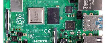 رزبریپای4 با 8GB رم