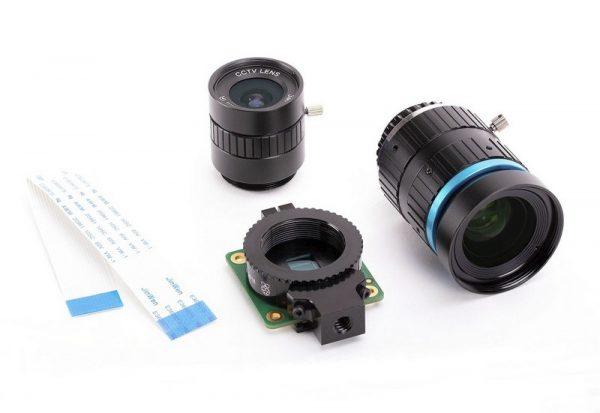 لنزهای دوربین HQ
