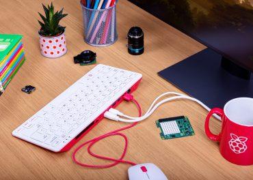 رزبریپای کیبورد PC